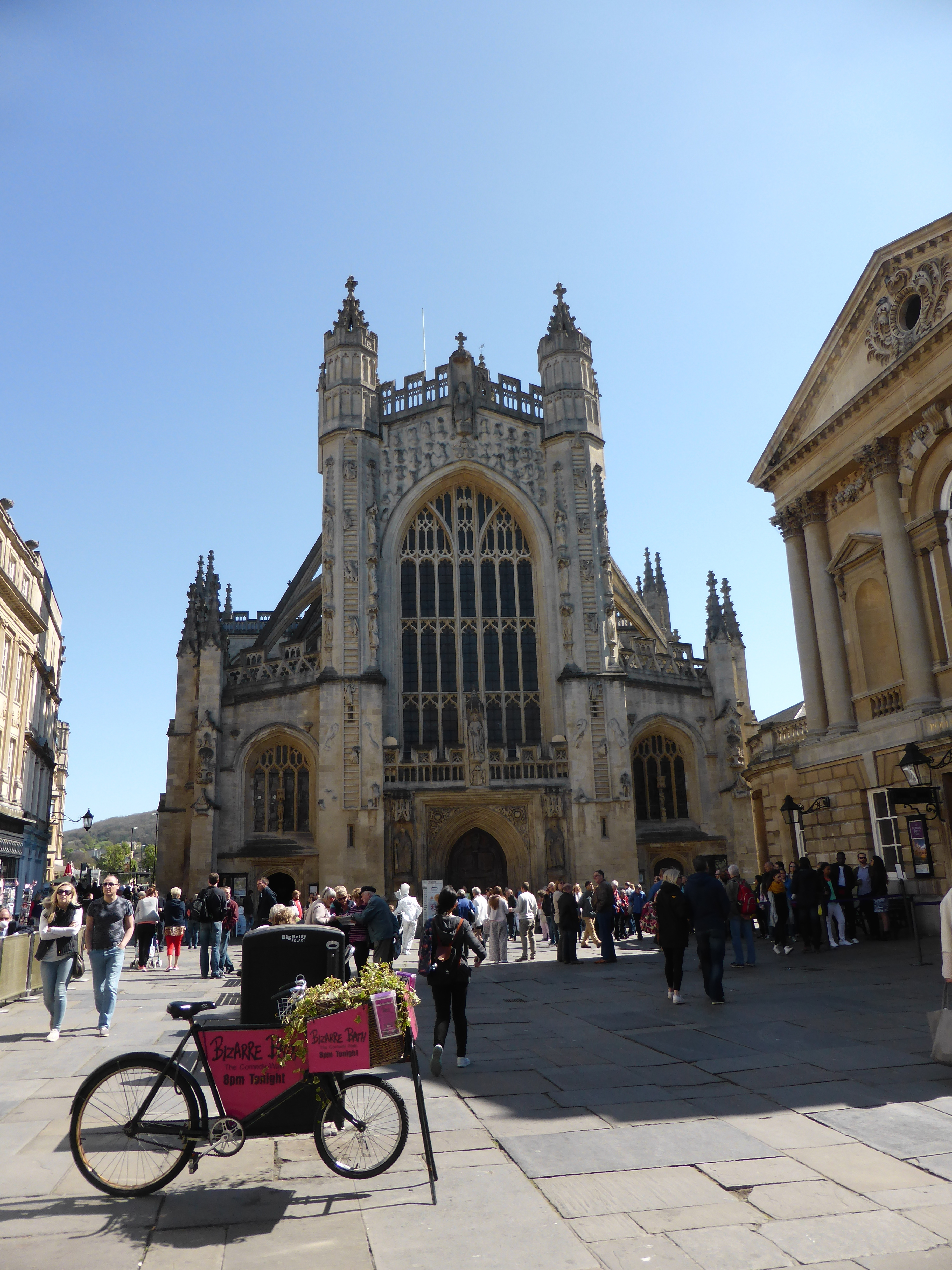 Bathing in Bath\'s Bath (or not).. – Love, Laughter and Adventures
